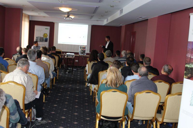 Ехнатон проведе два успешни семинара за продукти и технологии на WAGO