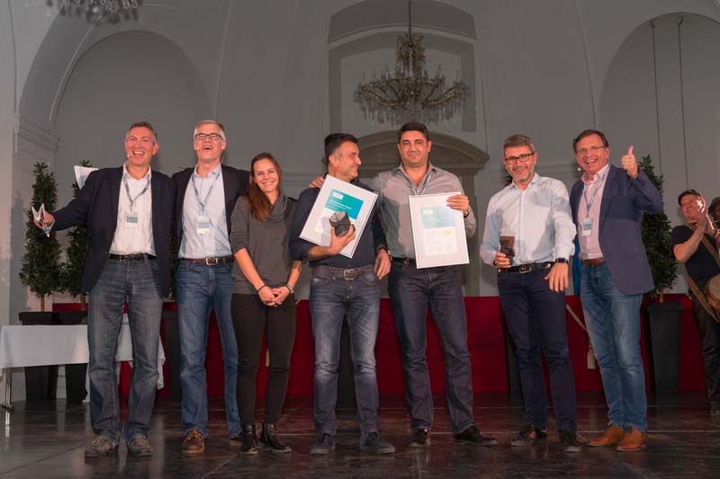 Siemens с награда за най-добър референтен проект