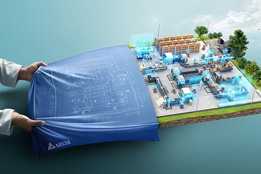 Delta участва с решения за интелигентно производство на Hannover Messe