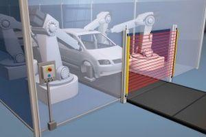 Leuze electronic разработи процес за улеснение на <strong>мютинг</strong> функциите в автоматизацията