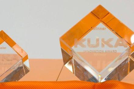 Пет отбора финалисти за наградата за иновации на KUKA