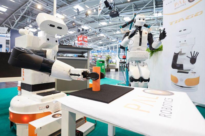 automatica 2020 представя пътя към автономно производство