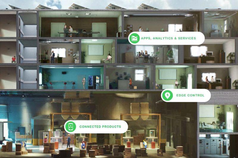 Schneider Electric представи следващото поколение EcoStruxure архитектура