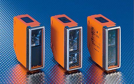 Фотоклетки O5 за установяване на позиция при пакетиране и транспортиране