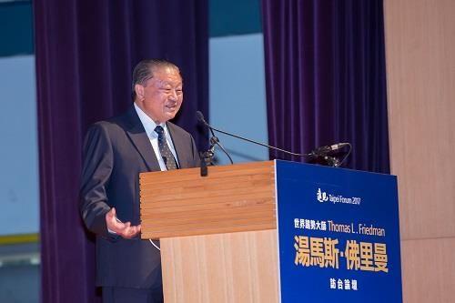 Основателят на Delta изнесе лекция за съвременните индустриални предизвикателства
