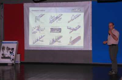 Гемамекс Моушън Ко. проведе специализиран семинар