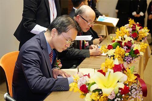 Delta подписа нови договори за сътрудничество с тайвански дистрибутори