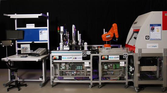 SmartFactoryKL ще демонстрира завода на бъдещето на Hannover Messe 2014
