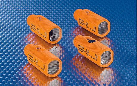 Фотоелектрични сензори OG BasicLine в корпус от пластмаса