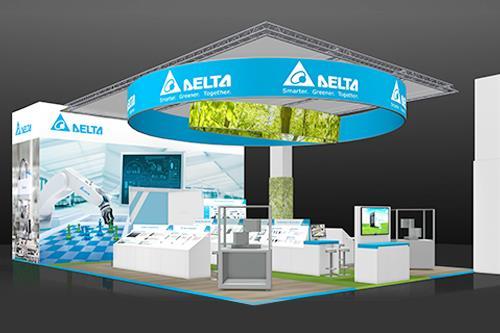 Delta представя технологии за интелигентно производство на SPS IPC Drives