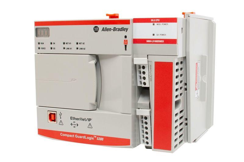Rockwell Automation представи новия контролер Compact GuardLogix 5380 SIL 3