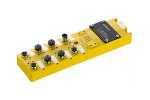 Leuze electronic въведе нов контролер с <strong>мютинг</strong> функции
